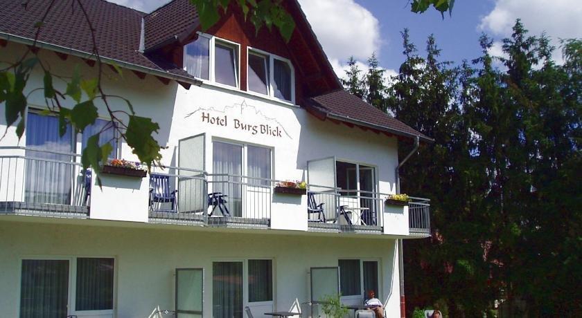 Hotel Burgblick Bad Munster
