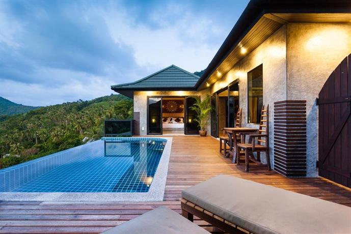 Koh tao heights pool villas ko tao compare deals for Koh tao cabana koi pool villa