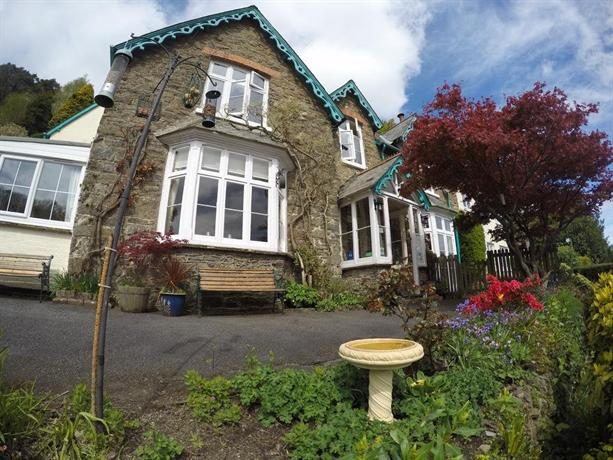 Pine Lodge Guest House Lynton