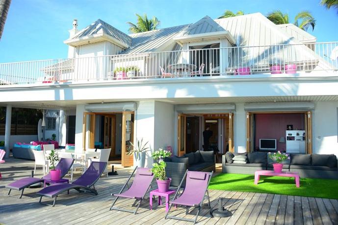 Villa Corail La Saline-Les-Bains