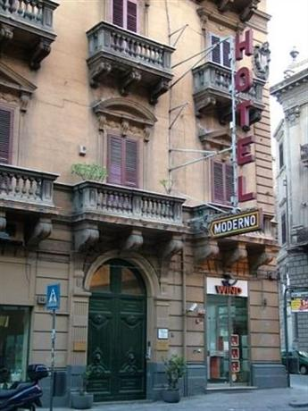 Hotel Moderno Palermo