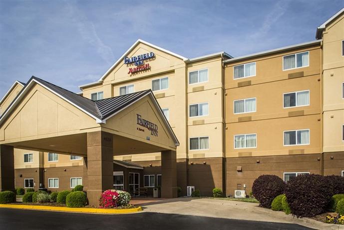 Fairfield Inn by Marriott Little Rock North