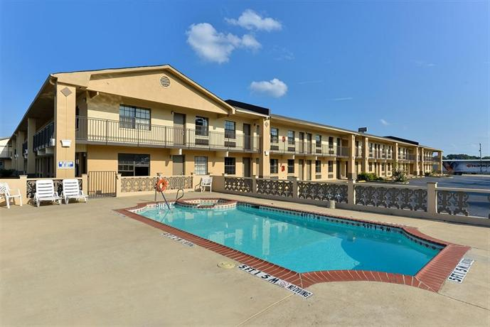 Americas Best Value Executive Inn & Suites Caddo Valley