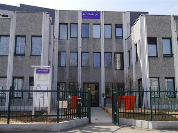 Montempo apparthotel Lyon