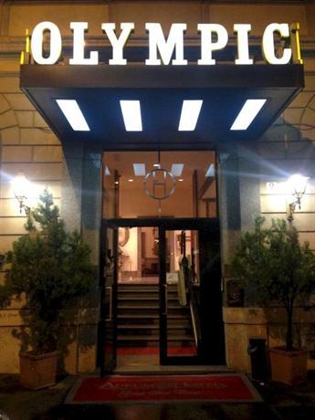 Aurum Hotel Olympic Roma