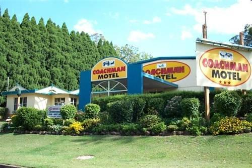 The Coachman Motel Toowoomba