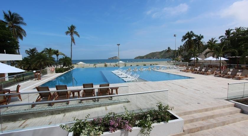 Tamaca Beach Resort Hotel By Sercotel Hotels Santa Marta Compare Deals