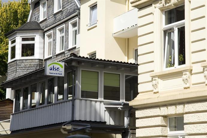 Also-Hotel An Der Hardt