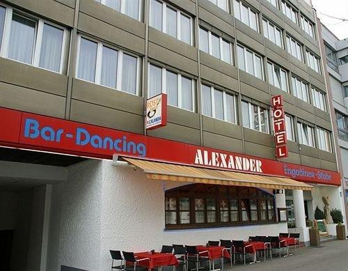 Alexander Hotel Basel