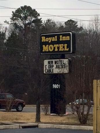 Royal Inn Motel Richmond
