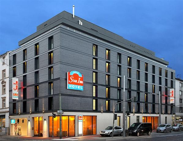 Star Inn Hotel Frankfurt Centrum by Comfort