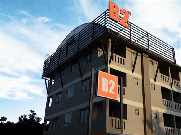 B2 Santitham - Wat Jedyod Hotel