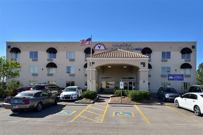 Americas Best Value Inn El Paso Airport Medical Center