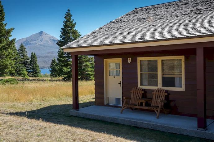 Rising sun motor inn glacier national park compare deals for Rising sun motor inn cabins