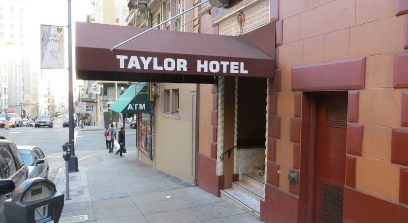 Taylor Hotel San Francisco Compare Deals