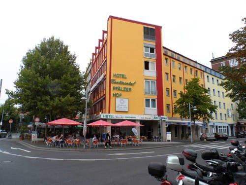 Hotel Continental Pfalzer Hof
