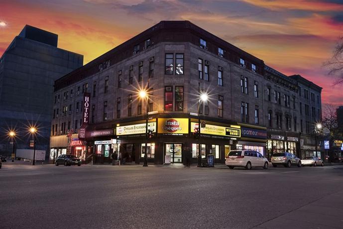 Hotel Quartier des Spectacles Montreal