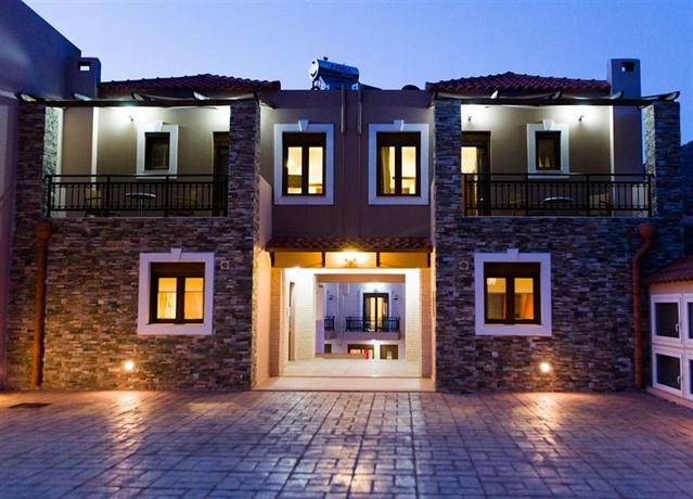 Pantheon Villas & Suites