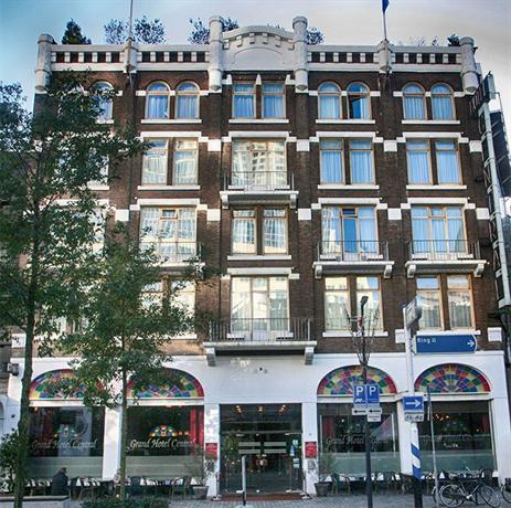 Grand Hotel Central Rotterdam