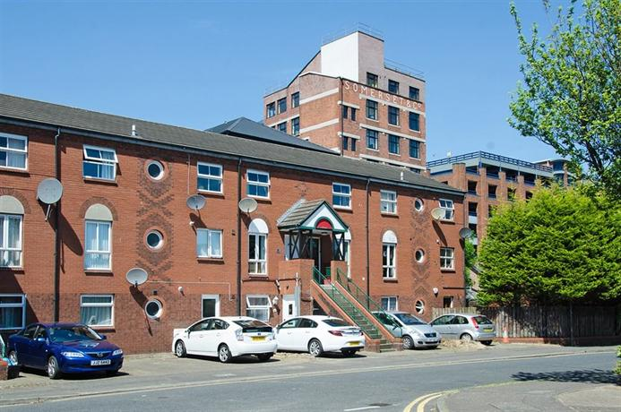 Central Belfast Apartment