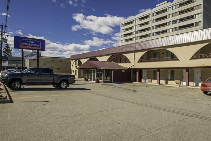 Hotels Downtown Kamloops British Columbia