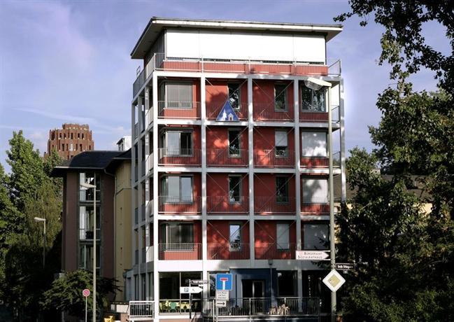 Jugendherberge Frankfurt Haus der Jugend Frankfurt am