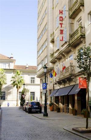 Hotel Del Mar Vigo Отель Дел Мар Виго