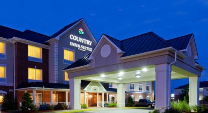 Country Inn & Suites by Radisson Richmond West at I-64 VA