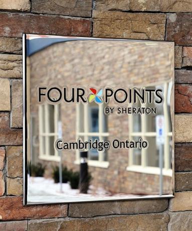 Four Points by Sheraton Cambridge Kitchener Ontario