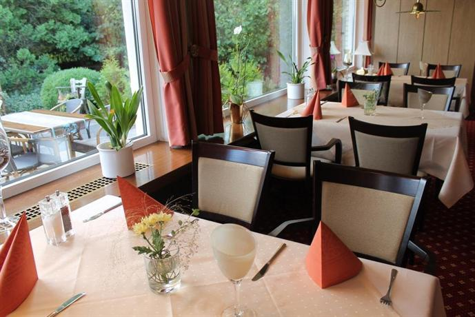 Hotel Restaurant Seegarten Quickborn