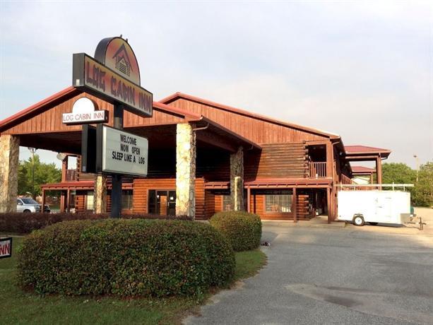 Log Cabin Inn Bay Minette