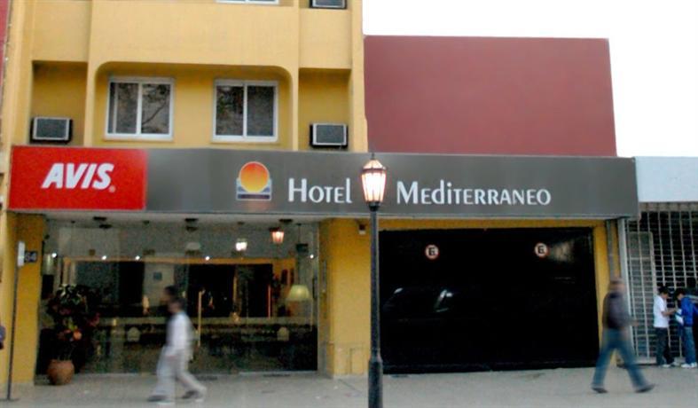 Hotel Mediterraneo San Miguel de Tucuman