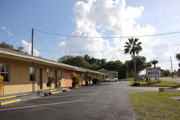 Prince Of Wales Motel Lake Wales Florida