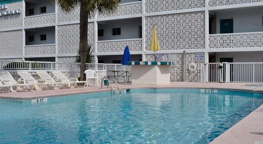 Diplomat Motel Myrtle Beach Reviews
