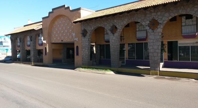 Los Arcos Hotel Durango