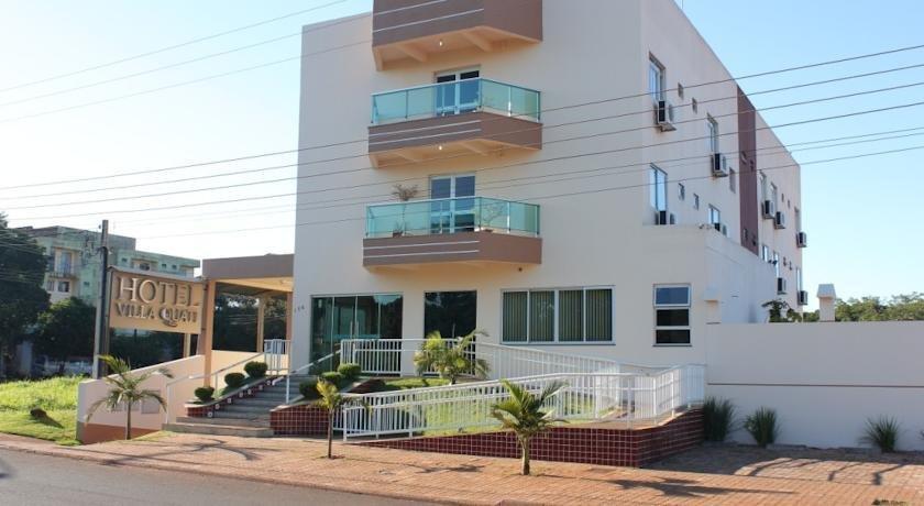 Hotel Villa Quati FozDoIguacu Brazil