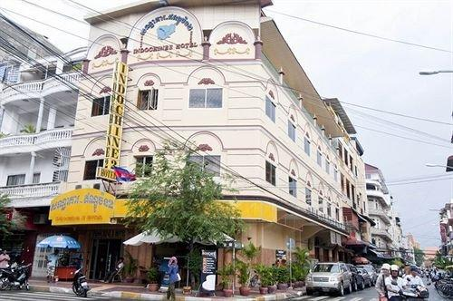 Guest Friendly Hotels in Phnom Penh - Indochine 2 Hotel