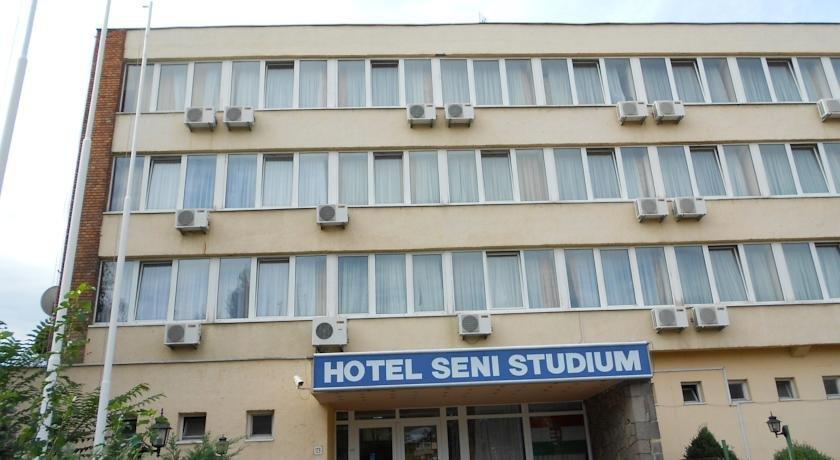 Hotel Seni Studium Budapest