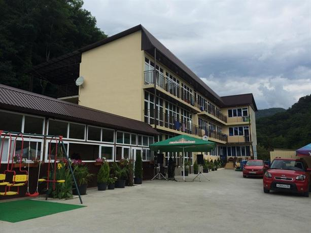 Отель Подкова