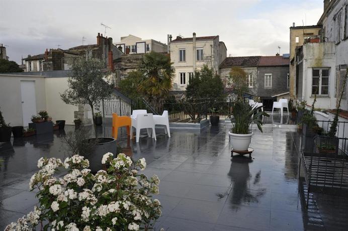 La Villa- Bordeaux Chambres d'hotes