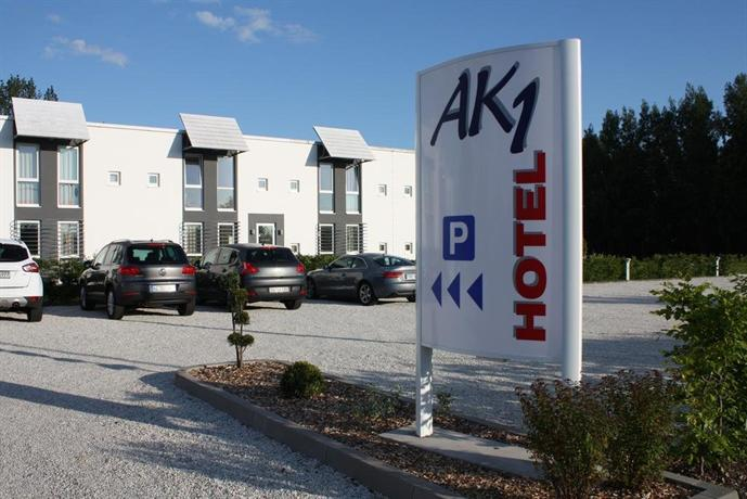 AK1 Hotel Ducherow