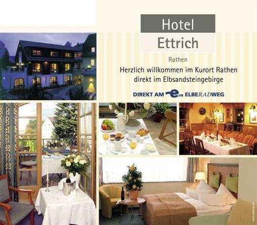 Ettrich S Hotel Restaurant Rathen