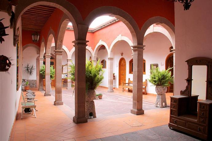 Casa Catalina San Luis Potosi