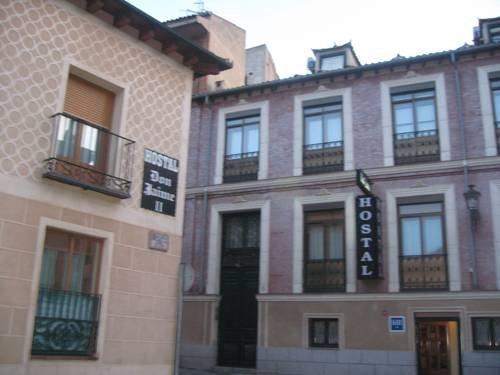 """Hostal Residencia """"Don Jaime"""""""