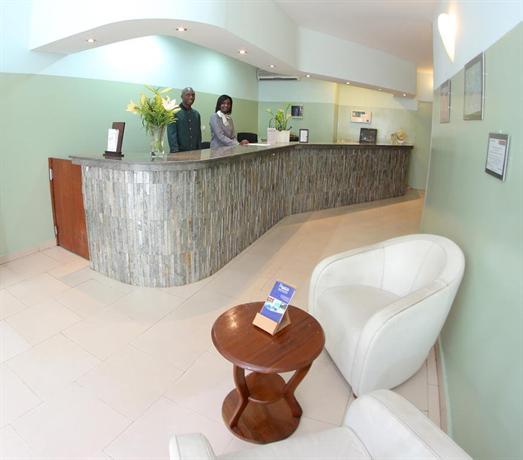 Hotel Cafe De Rome Dakar
