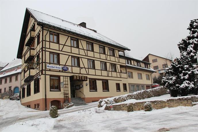 Gasthof Hotel Krone Stuhlingen