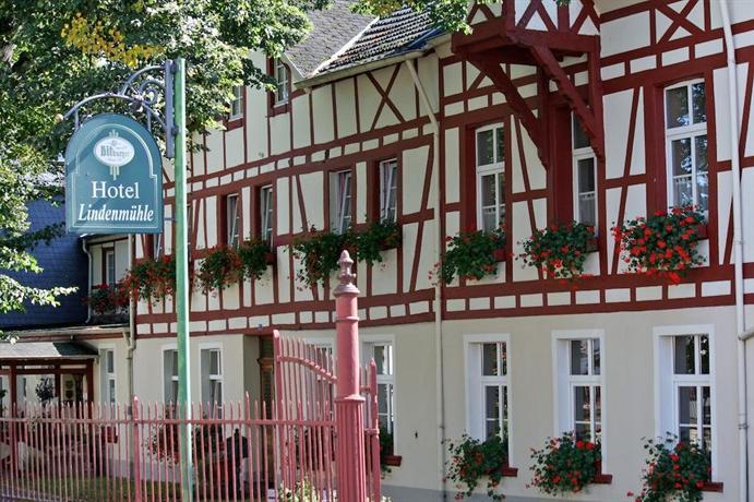 Hotel Garni Lindenmuhle Bad Neuenahr