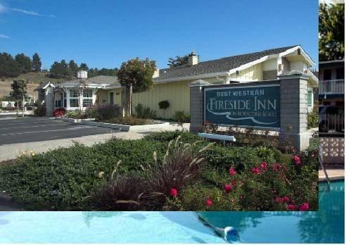 About Fireside Inn On Moonstone Beach