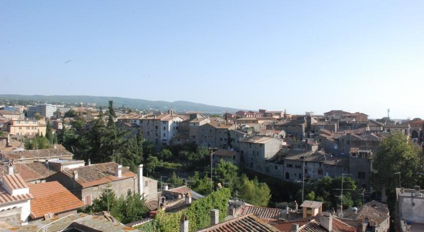 La Terrazza Medioevale Hotel Viterbo - Compare Deals