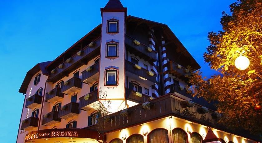 Hotel Regina Tonadico